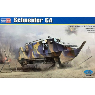 Schneider CA Early - Hobby Boss 1/35