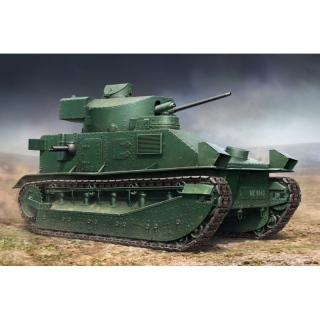 Vickers Medium Tank Mk.II - Hobby Boss 1/35