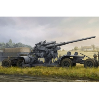 German 12.8cm Flak 40 - Hobby Boss 1/35