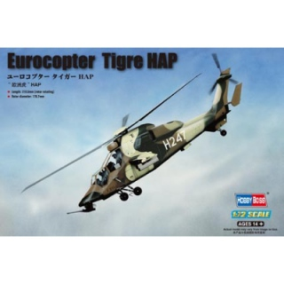EC-665 Eurocopter Tigre HAP (French Army) - Hobby Boss 1/72