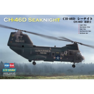 CH-46D Sea Knight - Hobby Boss 1/72