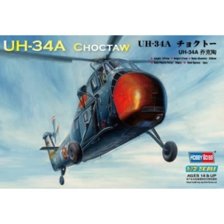 UH-34A Choctaw - Hobby Boss 1/72