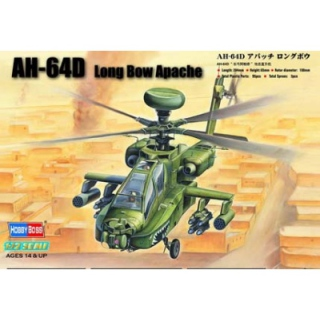 AH-64D Long Bow Apache - Hobby Boss 1/72