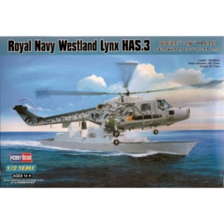 Westland Lynx HAS.3 (Royal Navy) - Hobby Boss 1/72