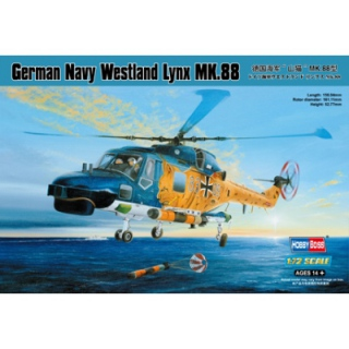 Westland Lynx Mk.88 (German Navy) - Hobby Boss 1/72
