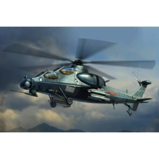 Chinese Z-10 Attack Helicopter - Hobby Boss 1/72