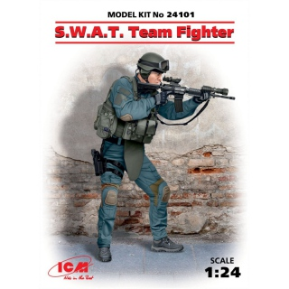 S.W.A.T. Team Fighter - ICM 1/24