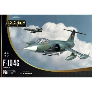 F-104G Starfighter - Kinetic 1/48