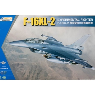 F-16 XL-2 Experimental Fighter - Kinetic 1/48