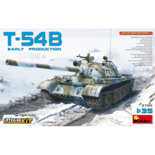 T-54B early Produktion (Interior Kit) - MiniArt 1/35