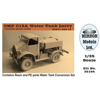CMP C15A Water Tank Lorry - Mirror Models 1/35