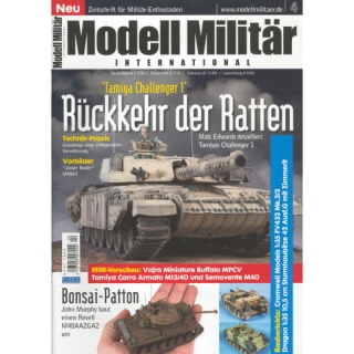 Modell Militär International - Nr.4
