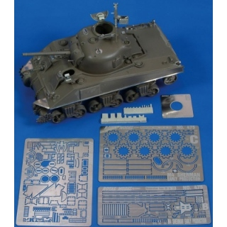M4 Sherman Early (Tamiya) - Royal Model 1/48