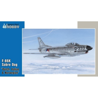 F-86K Sabre Dog NATO All Weather Fighter - Special Hobby 1/48