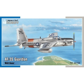 AF-3S Guardian MAD Boom - Special Hobby 1/48