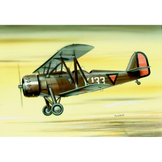 Koolhoven FK-51 Netherlands East Indies Air - Special Hobby 1/72