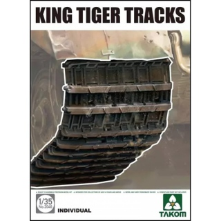 King Tiger Tracks - Takom 1/35