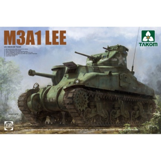 US Medium Tank M3A1 Lee - Takom 1/35