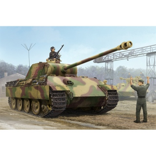 German Panther Ausf.G (early Version) - Trumpeter 1/16