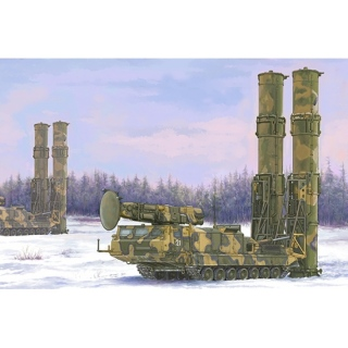 Russian S-300V 9A82 SAM - Trumpeter 1/35