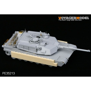 1/35 US Army M1A2 Abrams Reactive Amour Module (for Dragon 3536)